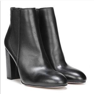 Sam Edelman Case Ankle Boots Black